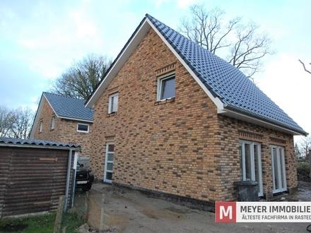 Neubau von zwei Einfamilienhäusern in Oldenburg-Ofenerdiek (Objekt-Nr.: 5506)