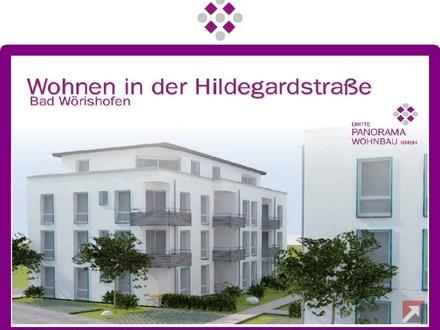 Neubau/Erstbezug-2-Zimmer-Wohnung in Bad Wörishofen mit Süd/West-Terrasse (Whg. 13/Haus B)