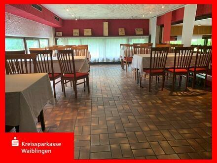 Schönes Restaurant mit Bar und Kegelbahnen!