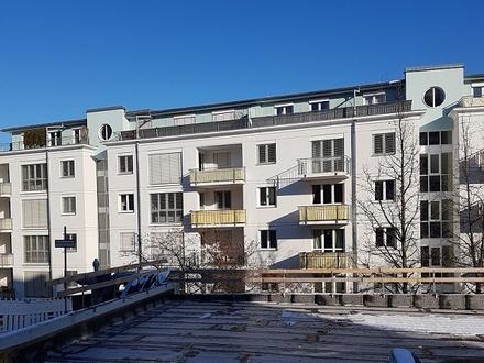 2-Zimmer-Penthaus-Wohnung mitten in der Stadt