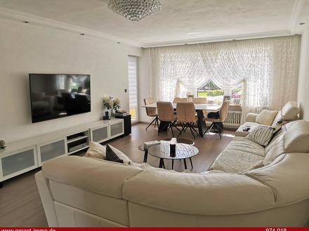 Marktoberdorf: Wunderschöne und topsanierte 3 Zimmer-Wohnung in zentraler Lage!