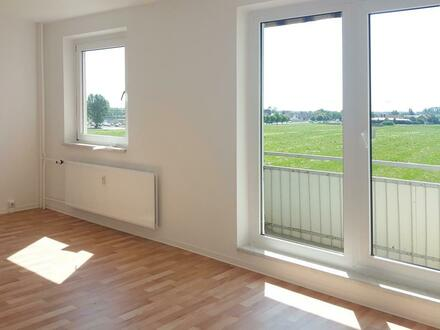 Ruhig gelegene 2 Zimmer Wohnung mit herrlichem Ausblick!