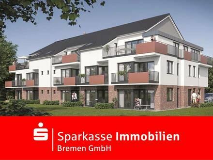 Interessante Kapitalanlage: Neubau-Eigentumswohnungen im Herzen von Lemwerder