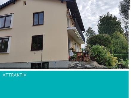 3 Zimmerwohnung mit Balkon und Garage -Nähe Leopolsdroner Weiher