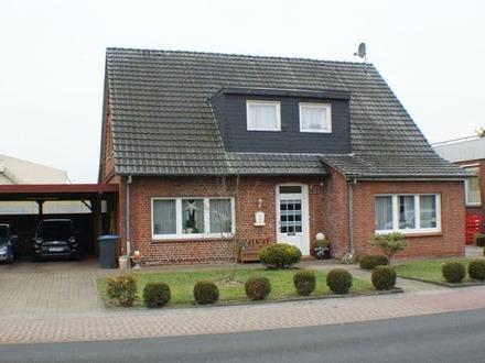 Teil modernisiertes Ein- oder Zweifamilienhaus