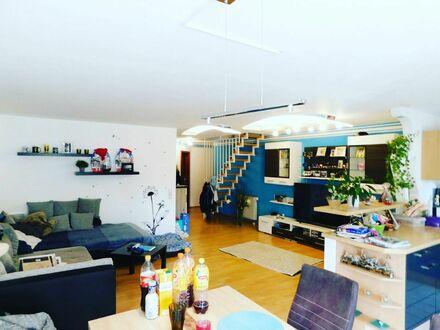 *Tolle 4-Zimmer-Maisonettewohnung im Zentrum von Spiegelberg*