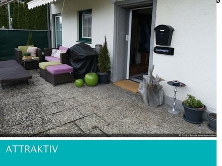 3 Zimmerwohnung mit Süd-Terrasse - zentrale Ortslage Siezenheim