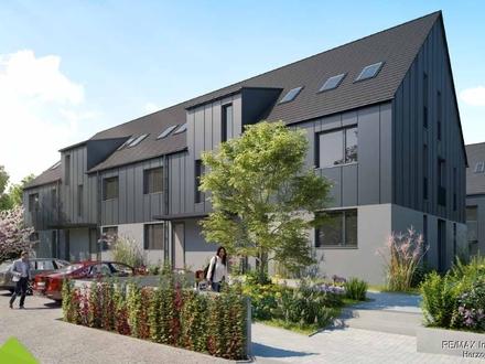 3-Zimmer-Wohnung mit Dachterrasse (Nr. 9) Nah an der Natur - und Nah an Erlangen