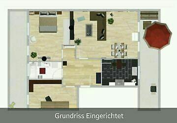 3 Zi-Penthouse-Wohnung zu vermieten