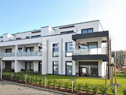 Hochwertig ausgestattete Neubau-Wohnung mit Loggia