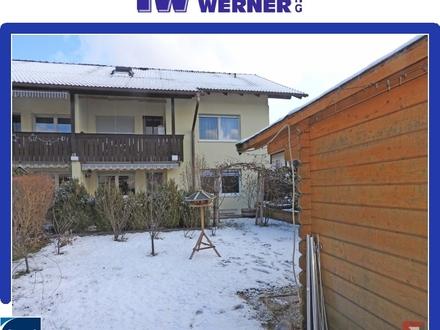 ***Rarität Erdgeschosswohnung! 4-Zimmer-EG-Wohnung in RO/ Aisingerwies!***