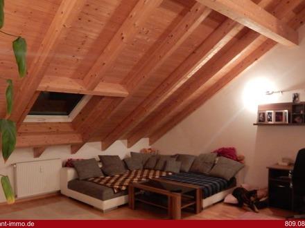 Interessante 2 Zimmer-Wohnung im Dachgeschoss in Gangkofen