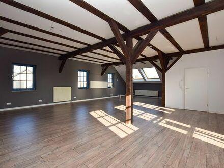 Mit Loft-Charakter! Renovierte 2-Zimmer-Wohnung im Zentrum von Peine.