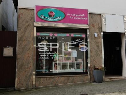 Ladenfläche im Zentrum von Bremen-Vegesack
