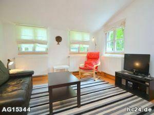 Möblierte 2-Zimmer-Maisonette-Wohnung, in Erlangen Zentrum