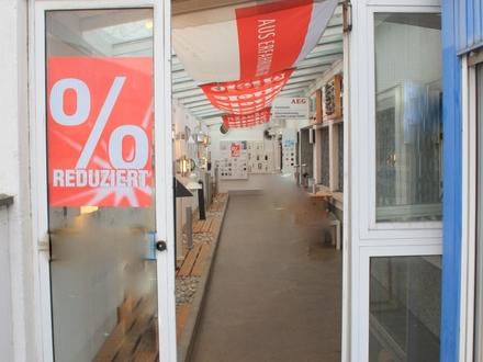 Zentral-Vielseitig-in Rhein Main ! *Verkaufsfläche - Bürofläche - Lagerflächen im Untergeschoss*