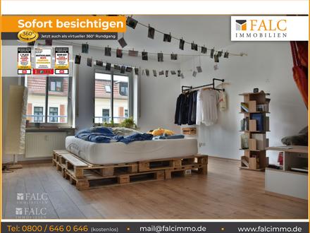 All in One Apartment: 4,2% Rendite, Balkon, Stellplatz und helle Räume