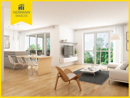 Für die Familie - 4 Zimmer mit schönem Balkon