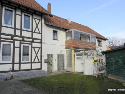 Gepflegtes Fachwerkhaus mit Anbau mit 4 Wohnungen in Klein Flöthe (zum Teil Selbstnutzung möglich)