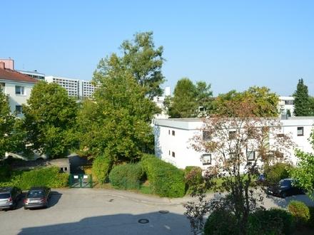 Renovierte 2-Zimmer-Wohnung im schönen Forstenried