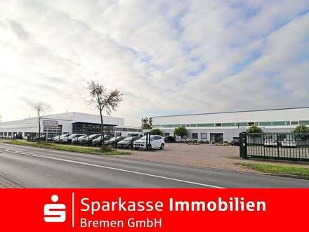 Attraktive Gewerbe-/Produktionsgebäude im Gewerbepark Stuhrbaum