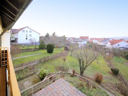 Solides Haus mit Garten und Einliegerwohnung in Top Lage.