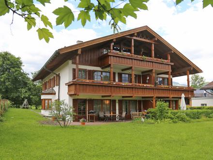 Außergewöhnliche 3-Zi.-DG-Wohnung in Oberaudorf