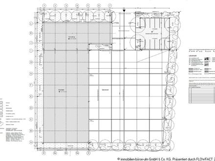 4.000 m² asphaltierte Freiflächen + 1.122 m² Fahrzeughalle (Neubau). Nur in Kombination!