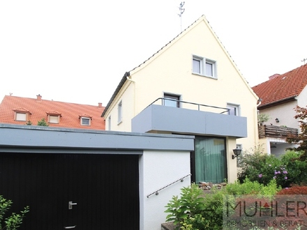 Einfamilienhaus in ruhiger Lage von Oggersheim, auch als Mehrgenerationenhaus nutzbar!
