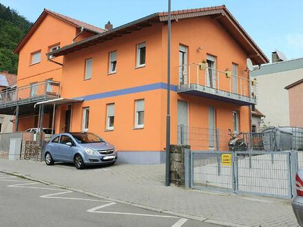 Wohn- und Geschäftshaus in der Pfalz
