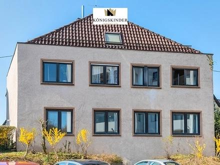 Zentral in Leonberg: 1-2 Fam.-Haus mit 169m² Wohn- u. Nutzfläche. Gewerbliche Nutzung im EG möglich!