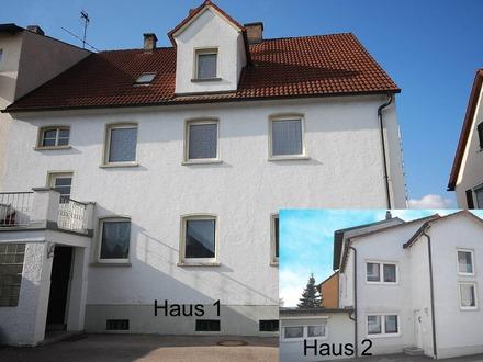 Zwei Stadthäuser in zentraler Lage in Schwandorf