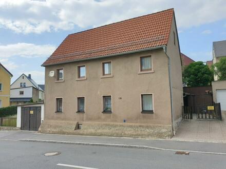 Kleines Einfamilienhaus in zentraler Lage von Reinsdorf