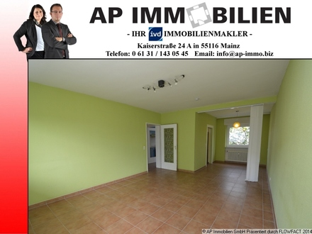 HARTENBERG/ MÜNCHFELD - Der Klassiker: 3 Zimmer, Küche, Bad, Balkon