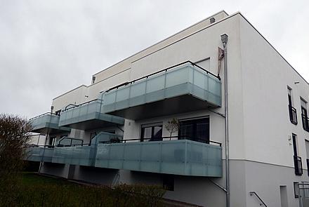 neuwertige 2-Zimmer-Mietwohnung in zentraler Lage