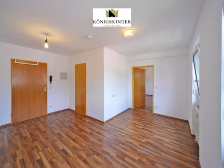 2-Zimmerwohnung mit faszinierendem Ausblick, Tiefgaragenstellplatz und Toplage!