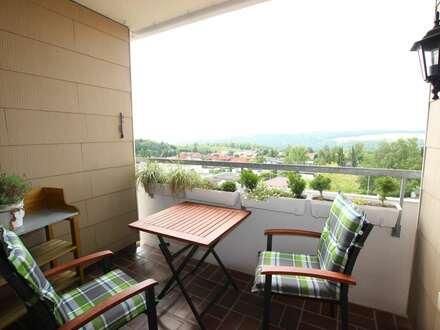 Gut geschnittene 2-Zimmer-Wohnung in absolut ruhiger und beliebter Wohnlage in Blaustein-Herrlingen