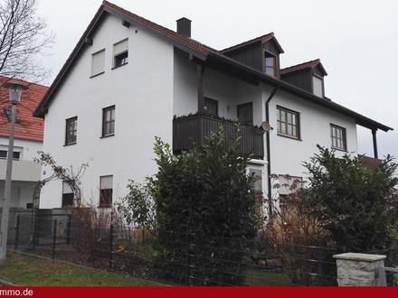 Gut vermietete 2 Zimmer-Dachgeschoss-Wohnung in Regensburg Konradsiedlung-Wutzelhofen