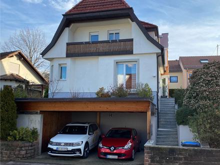 Einfamilienhaus Strümpfelbach - kurzfristig frei ab März