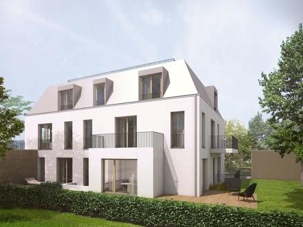 Ruhige Wohnlage: Grundstück zum Bau eines Mehrfamilienhauses in Aubing