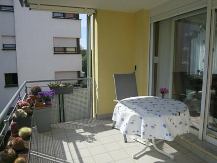 Familienwohnung mit Balkon und Tageslichtbad in ruhiger Lage