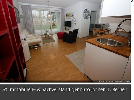 Sonniges 2 Zi. Appartment (Bj.2014) in Westheim (Mindestalter 40 Jahre)