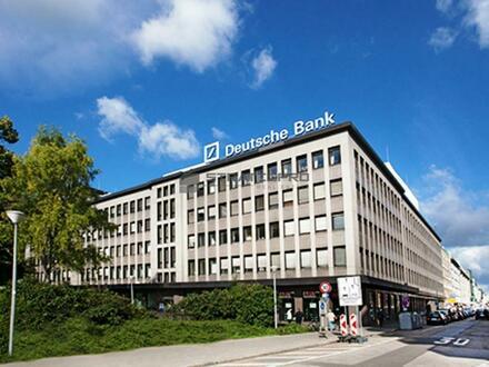 Hochwertige Büroflächen im Herzen Mannheims - Wasserturmblick inklusive