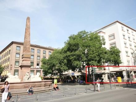 Eckladen mit großen Schaufenstern in sehr attraktiver Lage Neubrunnenplatz/Ecke Große Bleiche