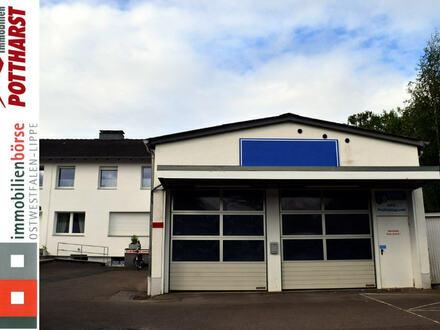 Autowerkstatt / Handwerksbetrieb in Zentrumsnähe!