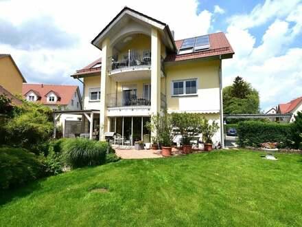 Erstklassiges Mehrfamilienhaus in zentraler u. ruhiger Wohnlage in Bad Wurzach