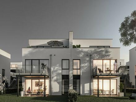 Familientraum auf 3 Etagen mit Südbalkon und Garten