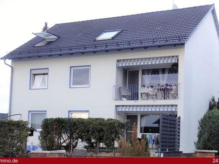 Freistehendes Dreifamilienhaus zzgl. separatem Baugrundstück in Wendelstein