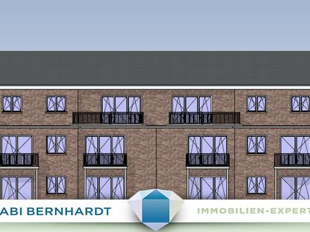 Schicke Neubau Dachgeschoßwohnung citynah mit S-W Balkon!