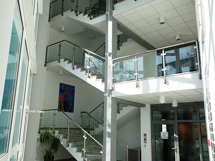 Erschließung und Treppenhaus